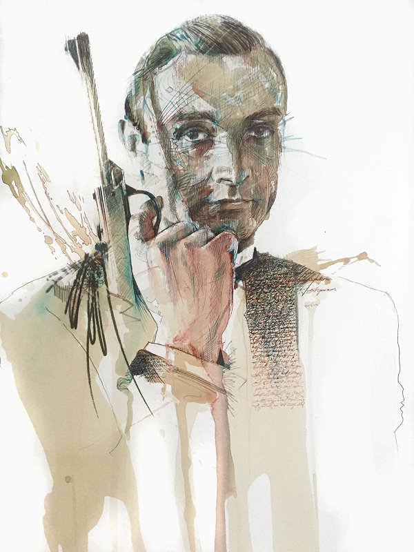 Carne Griffiths Not Shaken