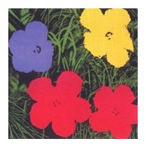 Andy Warhol Art For Sale Flowers 73